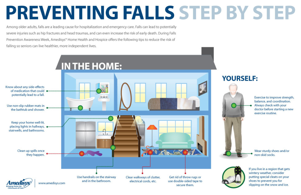 Falls Prevention Area 10 Agency On Aging