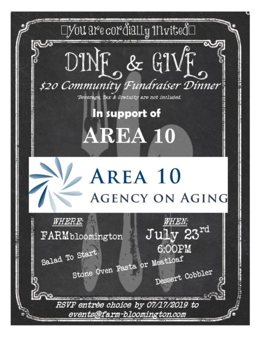 Advocate – Area 10 Agency on Aging